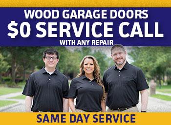villa rica Wood Garage Doors Neighborhood Garage Door