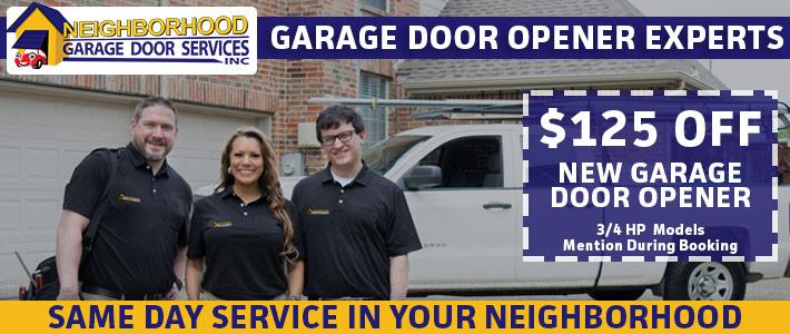hampton Garage Door Openers Neighborhood Garage Door
